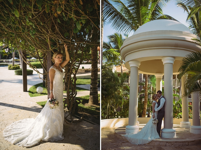 Day after romance dreams punta cana wedding photographers for Wedding dresses palm beach