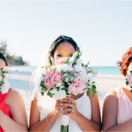 Z+D // Huracan Cafe Punta Cana Wedding // ShoeBoxPhotography.ca